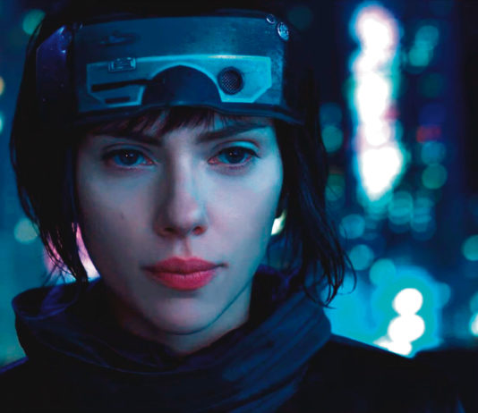 ghost in the shell online 2017