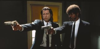 pulp fiction kadr do obejrzenia